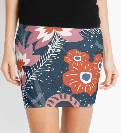 Bear Garden Mini Skirt