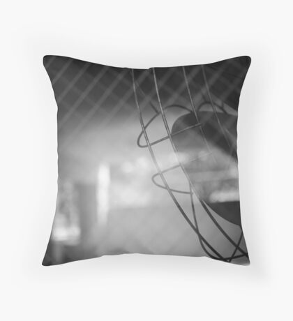Taunting Fan Throw Pillow