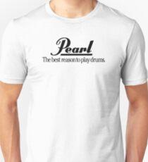 Pearl Drums Logo Unisex T-Shirt