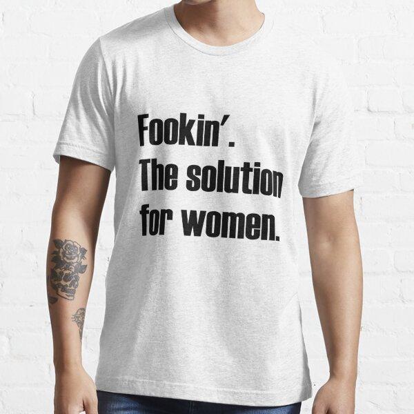 La solución para las mujeres - CAH 1 Camiseta esencial