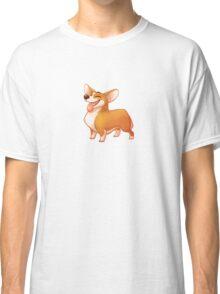 Happy Corgi Classic T-Shirt