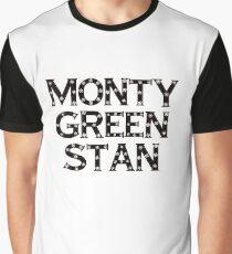 Monty Green Stan Graphic T-Shirt