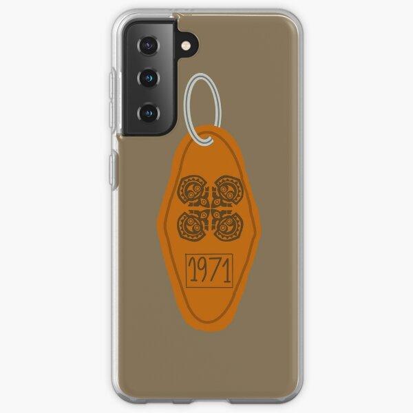 Polynesian Key Chain Samsung Galaxy Soft Case