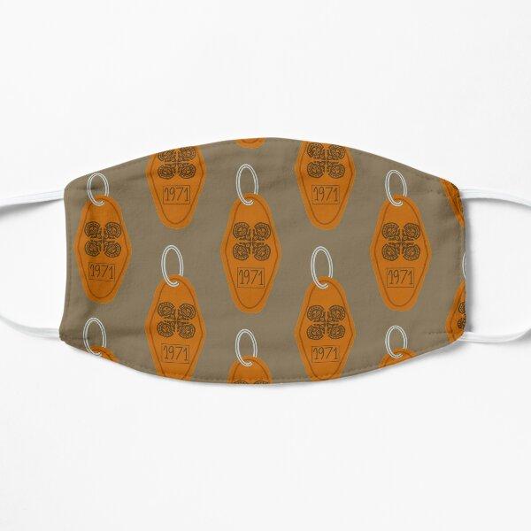 Polynesian Key Chain Flat Mask