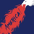 American Fire Eagle! by Mega Wizard