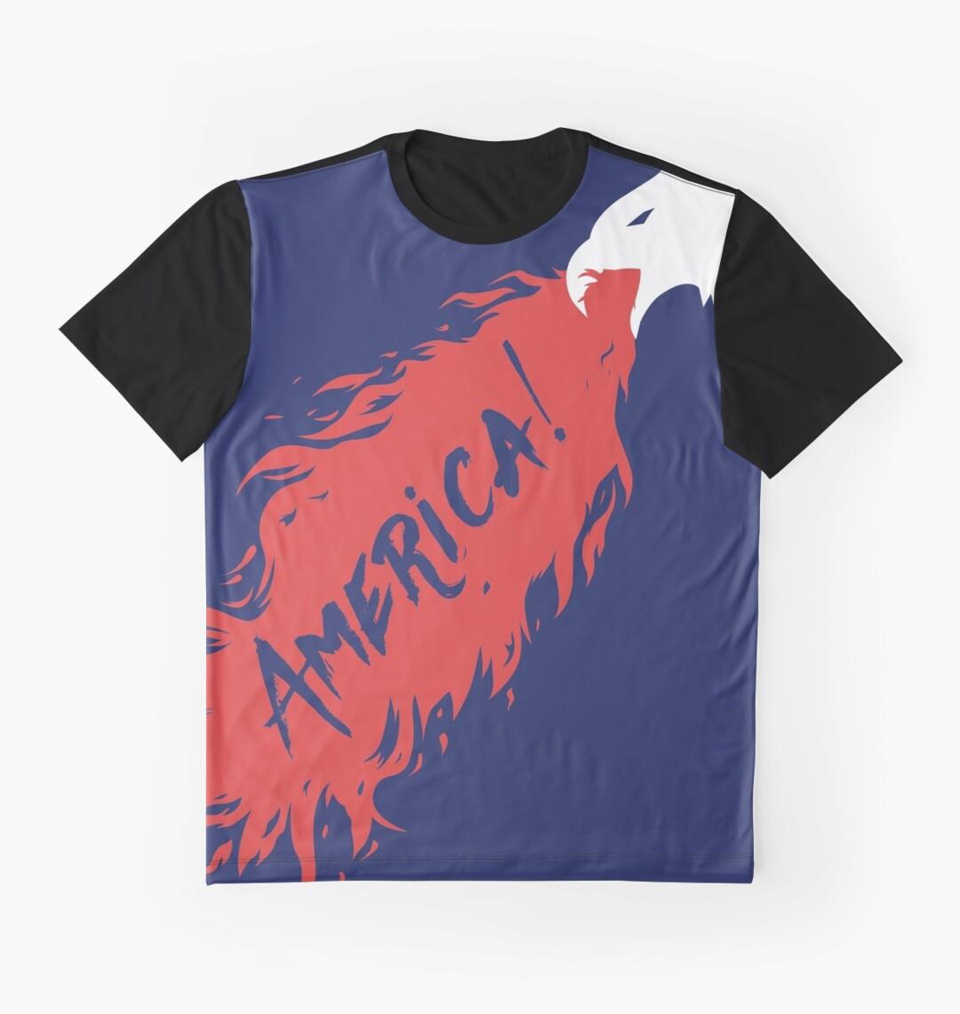 American Fire Eagle!
