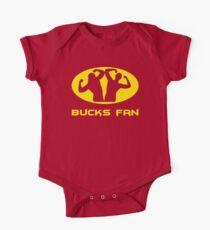 Bucks Fan Kids Clothes