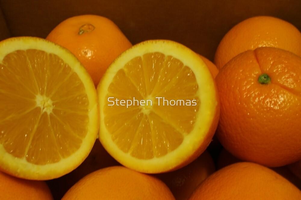 Open Orange by Stephen Thomas