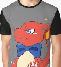 Charming Charmeleon Graphic T-Shirt