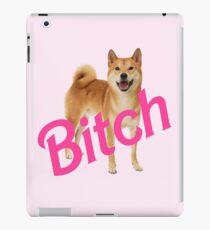 Bitch Shibe iPad Case/Skin