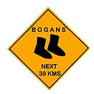 Bogans next 30k by Andy G Williams