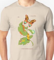 Camiseta unisex Papilio Insulaeinfanum praegrandis (モ ス ラ)