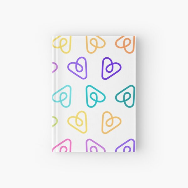 Airbnb Logo Hardcover Journal