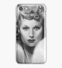 Lucille Ball - Glamor iPhone Case/Skin