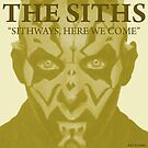 Sithways Here We Come by Antatomic