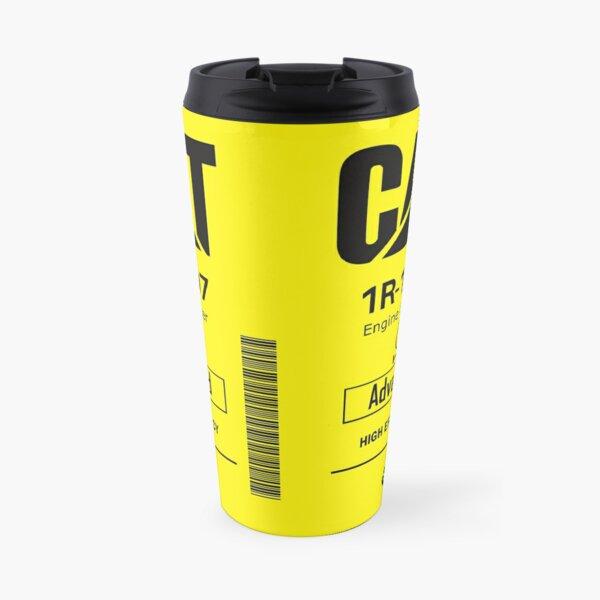 CAT Caterpillar Oil filter design 1R1807 Travel Mug