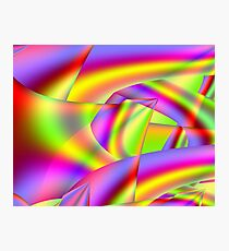 Rainbow Connection Photographic Print