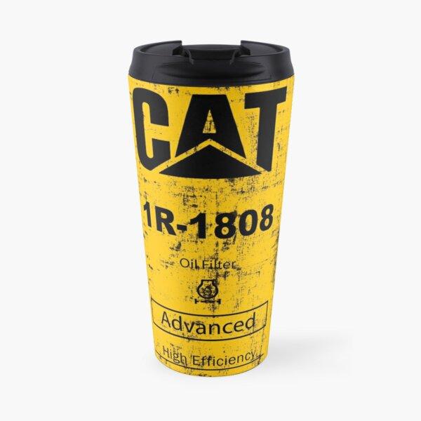 CAT Caterpillar Oil filter design 1R1808 Travel Mug