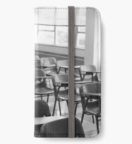 A Forgotten Scene iPhone Wallet