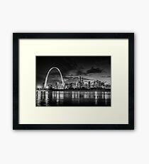 St Louis Framed Print