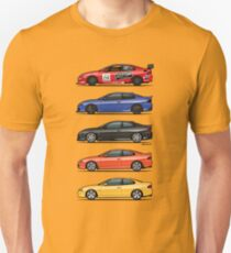 Stack of Holden Monaros T-Shirt