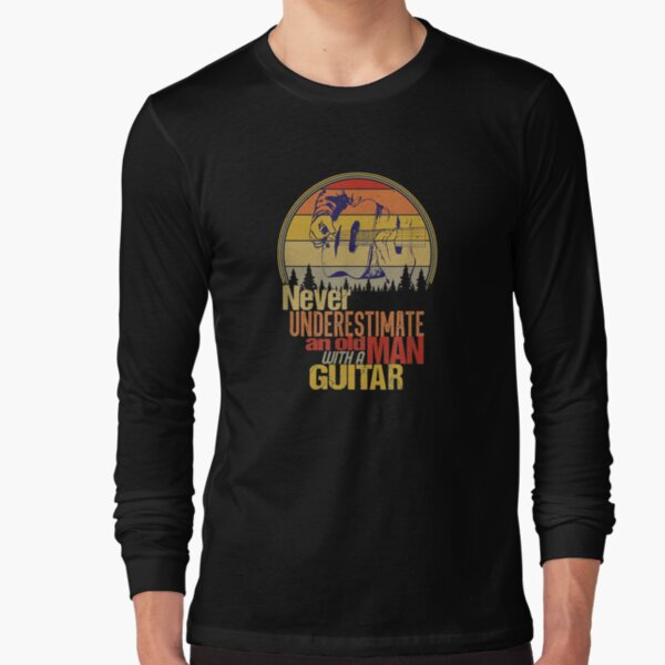 Old Guys encore Rock Aged to Perfection T-shirt Growing Old malheureusement musique