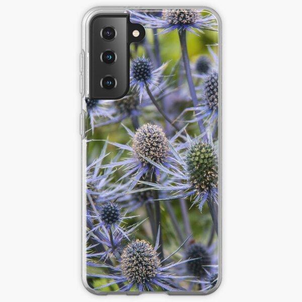 Scottish Thistles Samsung Galaxy Soft Case