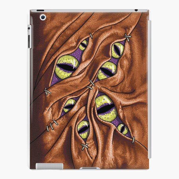 Brown Stitch Mimic iPad Snap Case