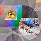 Butterfly collage by ♥⊱ B. Randi Bailey