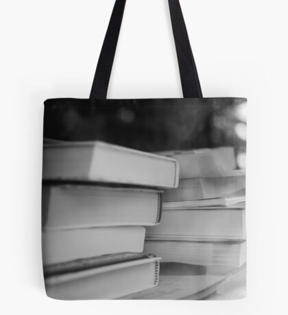 Booked Erudition Tote Bag