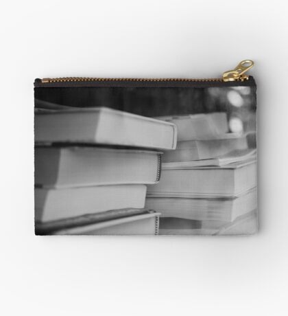 Booked Erudition Studio Pouch