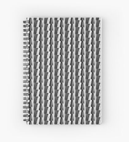 Tethered Spiral Notebook