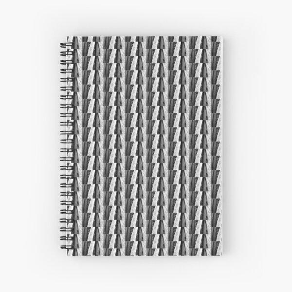 Tethered Spiral Notebook