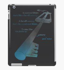 Ein verstreuter Traum iPad-Hülle & Klebefolie