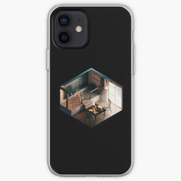 Peaky Estética Funda blanda para iPhone