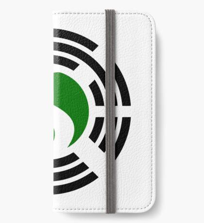 Korean Nigerian Multinational Patriot Flag Series iPhone Wallet