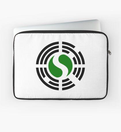 Korean Nigerian Multinational Patriot Flag Series Laptop Sleeve