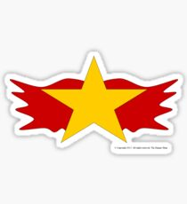 Wildfire, Legion of Superheroes Sticker