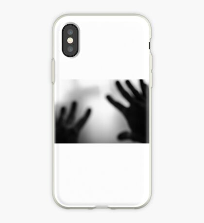 Reaching Out iPhone Case
