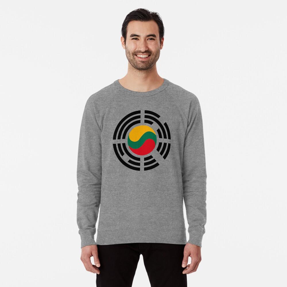 Korean Lithuanian Multinational Patriot Flag Series Lightweight Sweatshirt
