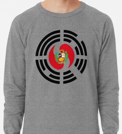 Korean Peruvian Multinational Patriot Flag Series Lightweight Sweatshirt