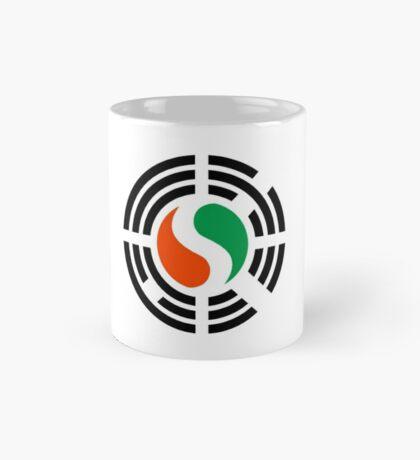 Korean Ivory Coast Multinational Patriot Flag Series Mug