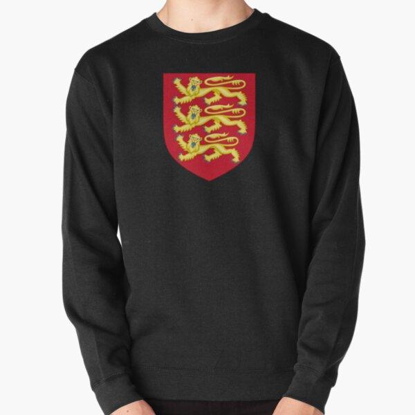English Coat of Arms Pullover Sweatshirt