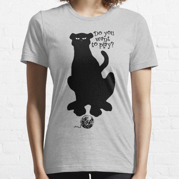 Gatito Camiseta esencial