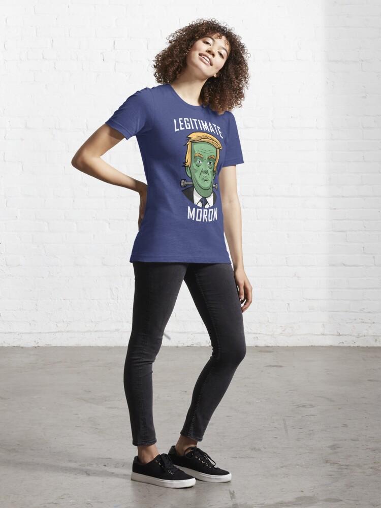 Alternate view of Frankentrump Essential T-Shirt