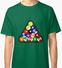 8-ball Pool ball Classic T-Shirt