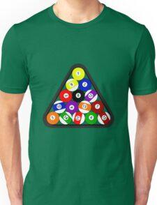 8-ball Pool ball Unisex T-Shirt