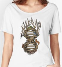 Infinitree of Life Women's Relaxed Fit T-Shirt