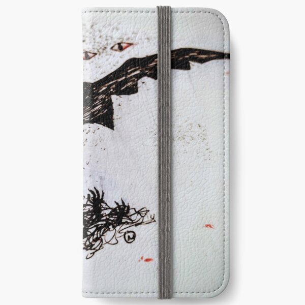 The devil sees everything iPhone Wallet