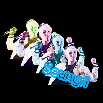 Seungri ~ Big Bang  by bandreaNRG